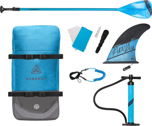 Firefly ISUP 200 Set Bestandteile